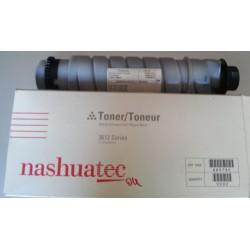 TONER NERO PER NASHUATEC 3612 conf. 2PZ