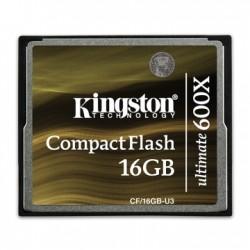 COMPACT FLASH 600X 16 GB KINGSTON