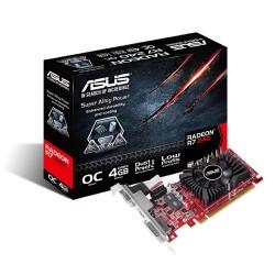 ASUS R7240-OC-4GD3-L RADEON R7 240 4GB GDDR3 - 90YV04T2-M0NA00