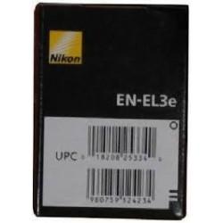 Batteria originale Nikon EN-EL3e