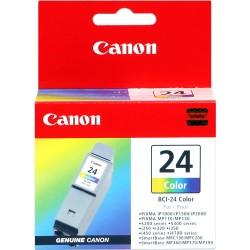 Canon Cartuccia d'inchiostro ORIGINALE colore BCI-24cl 6882A002