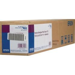 Epson CARTA fotografica semilucida Premium Inkjet Paper 610mmX10Mt-Roll S041393