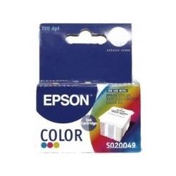 EPSON S020049 CARTUCCIA ORIGINALE -COLORE