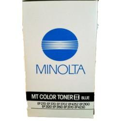 TONER KONICA MINOLTA-MT COLORE BLU II toner originale