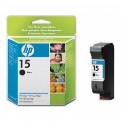 CARTUCCIA INK NERO HP 15 (25ML)