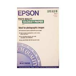 Epson A3PLUS Photo Quality Glossy Paper 141gsm Pack of 20 C13S041133