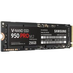 HD SSD 950PRO 256GB M.2 PCIe