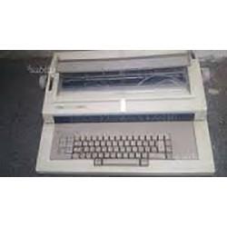 MACCHINA PER SCRIVERE ELETTRONICA RANK XEROX 6020