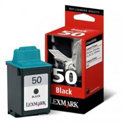 Cartuccia inkjet 50 nero Originale Lexmark 17G0050E