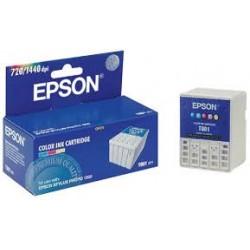 CARTUCCIA COLORE EPSON T001