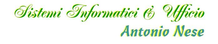Sistemi Informatici & Ufficio - Antonio Nese